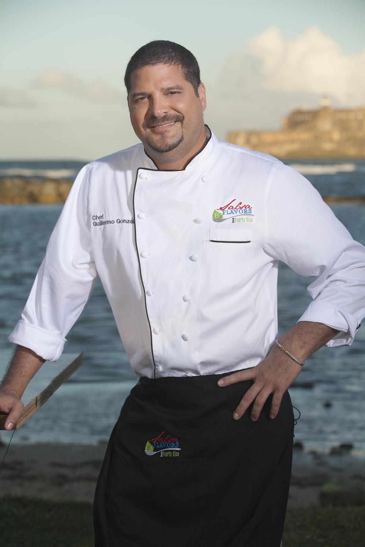 Chef Guillermo González