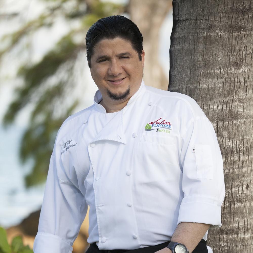 Chef   Javier Nassar
