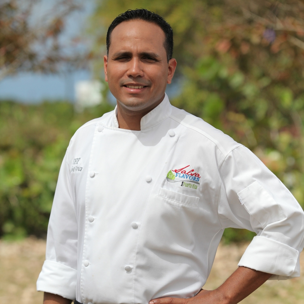 Chef Jeremie Cruz