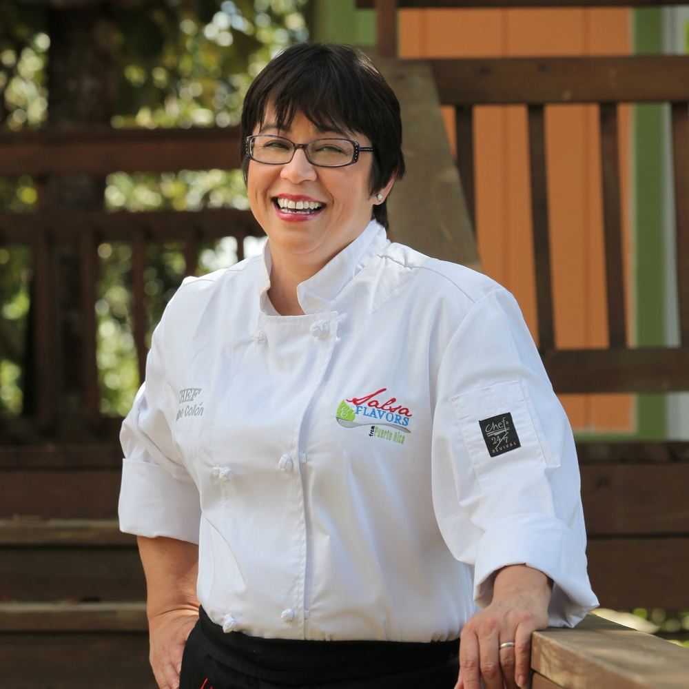 Chef Lorraine Colón