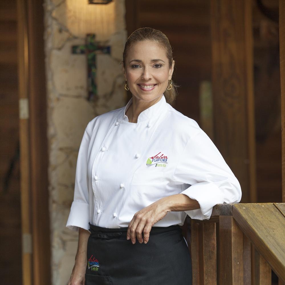 Chef Marisoll Hernández