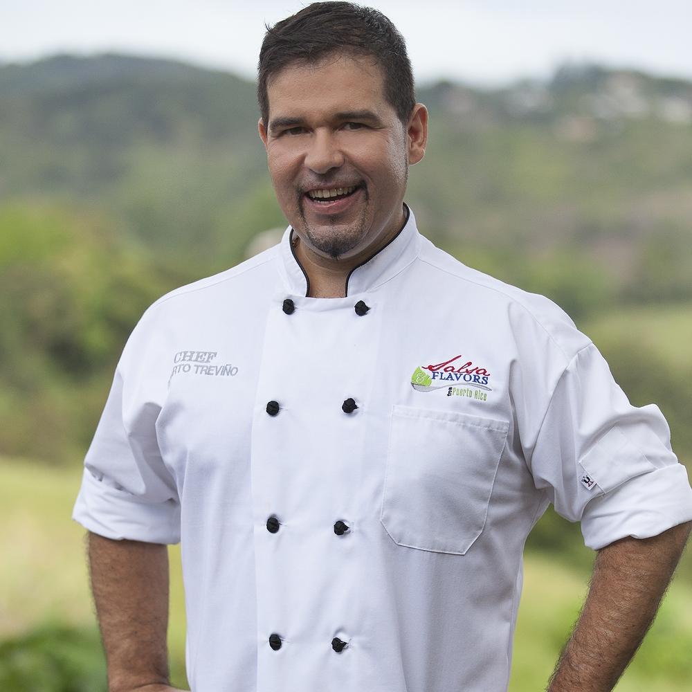 Chef Roberto Treviño
