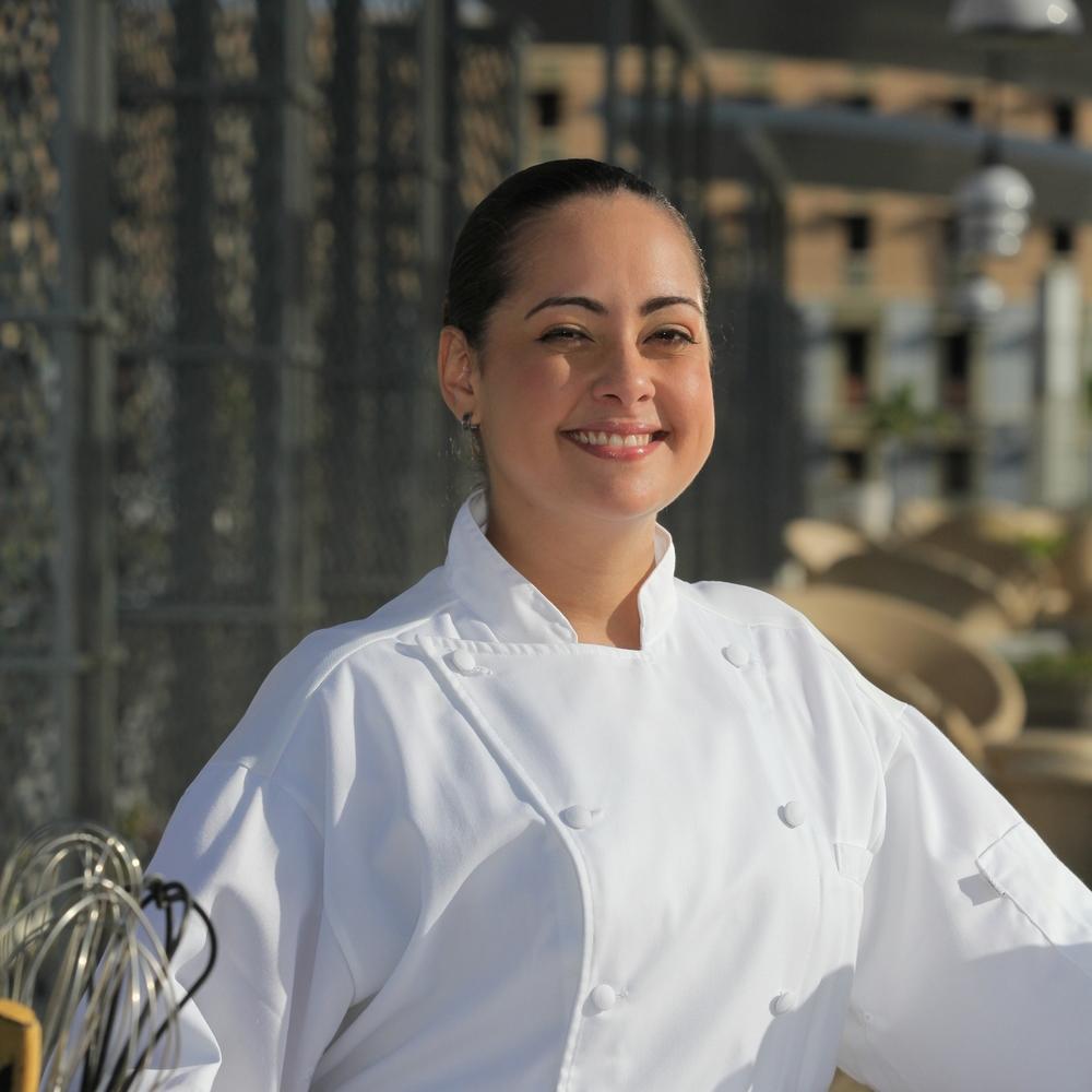 Chef Ivonne Martínez