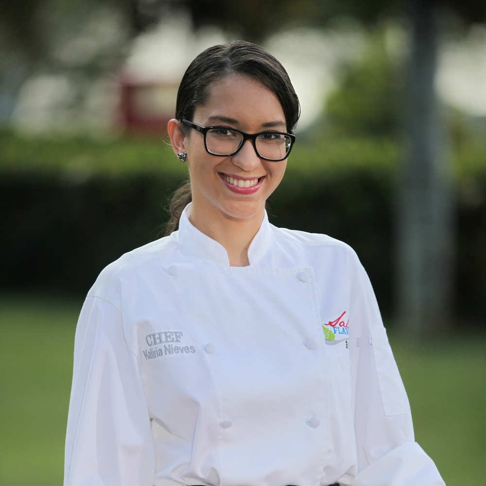 Chef Katiria Nieves