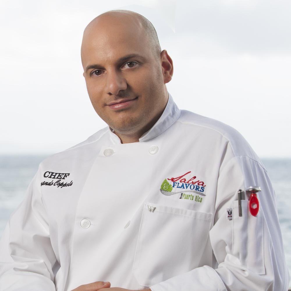 Chef Fernando Coppola