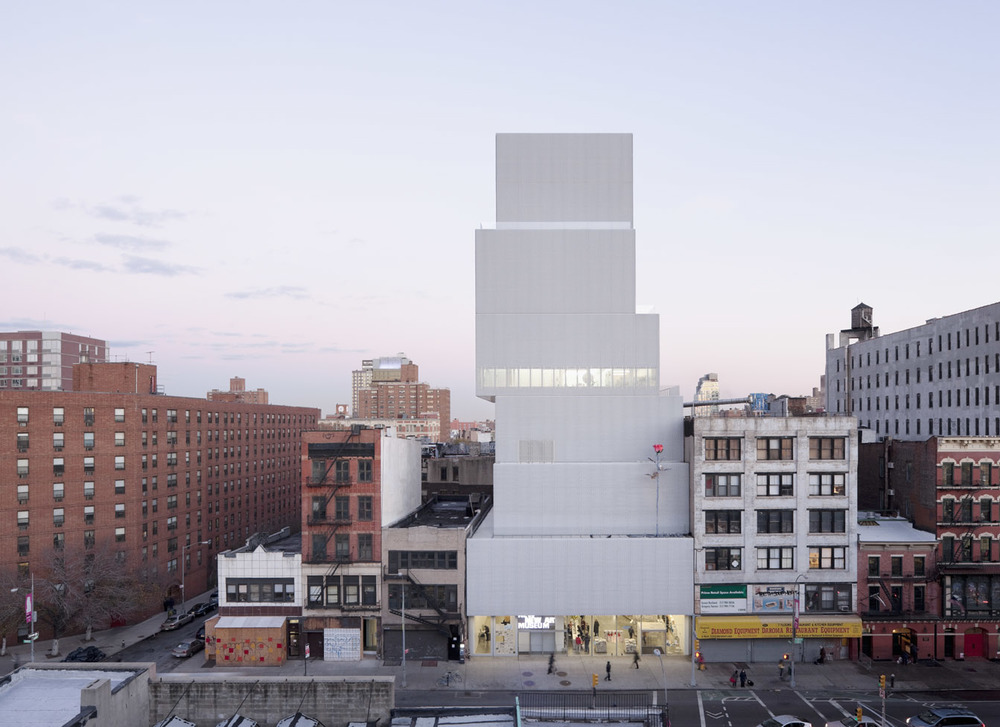 Courtesy New Museum, New York. Photo: Dean Kaufman