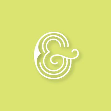C&S | Monogram design by Erin Fiore | erinfiore.com
