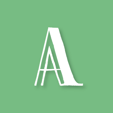 A&A | Monogram design by Erin Fiore | erinfiore.com