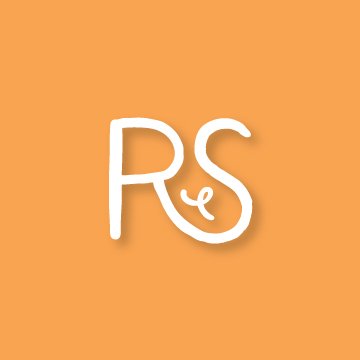 R&S | Monogram design by Erin Fiore | erinfiore.com