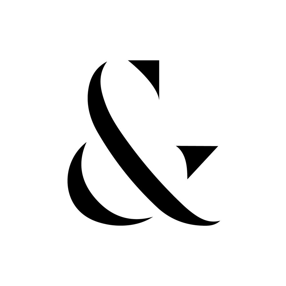 Ampersands — ERIN FIORE