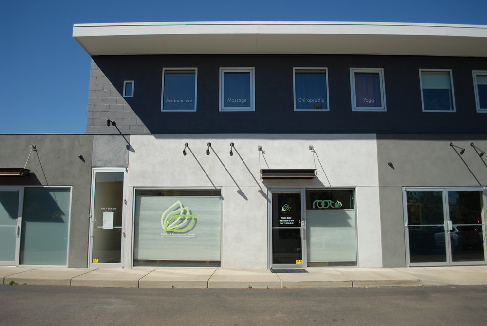 ROOT MMC 5420 Arapahoe Ave., Unit D Boulder, CO 80303 (303) 443-0240