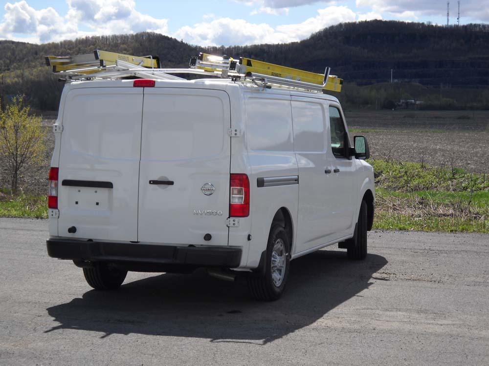 Copy of Nissan NV toit bas