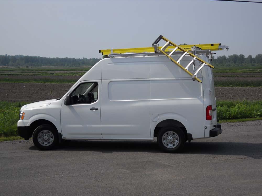 Copy of Nissan NV toit haut