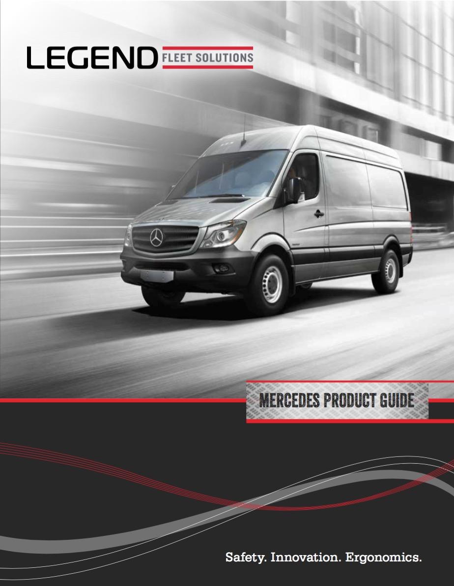 Legend Mercedes