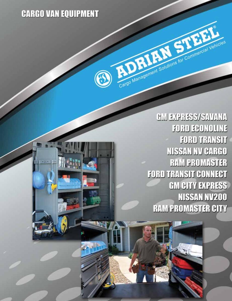Catalogue Adrian Steel
