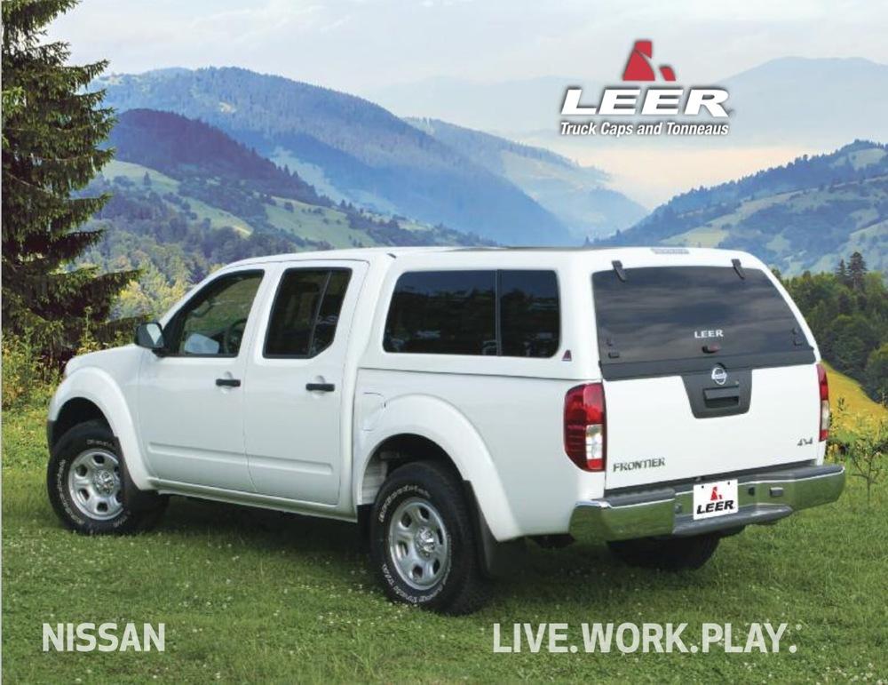 LEER Nissan