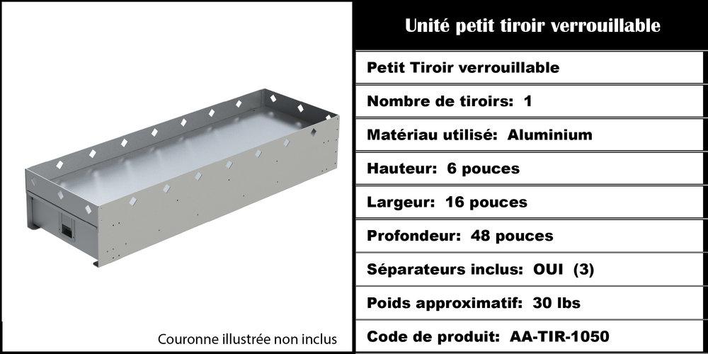 Petit tiroir 1050