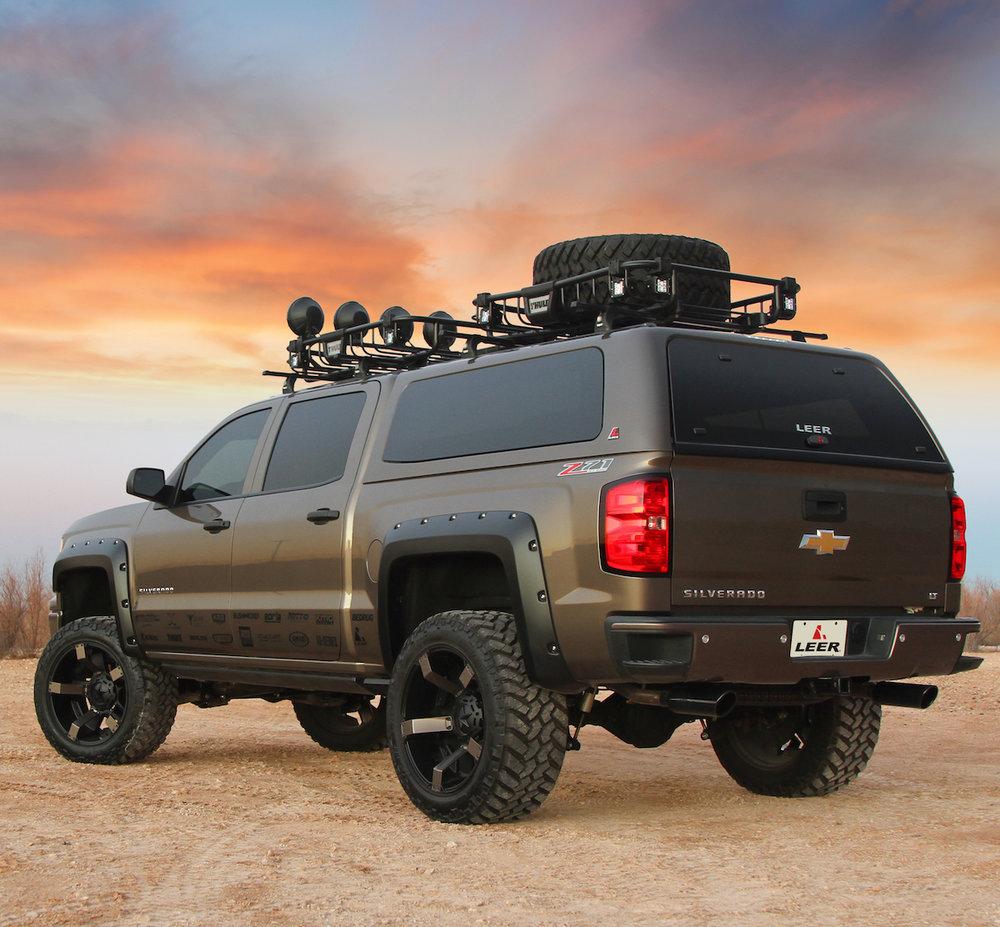 am nagements accessoires de camions le centre du camion adanac. Black Bedroom Furniture Sets. Home Design Ideas