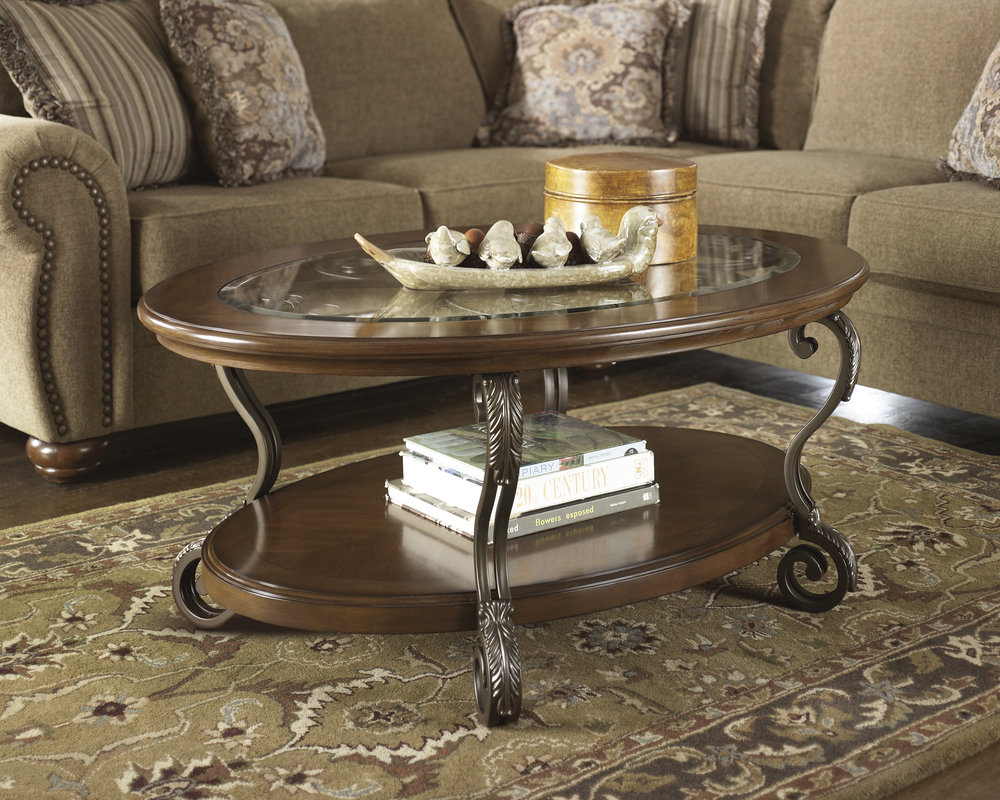 WAREHOUSE PRICE: $249.99 | MONTHLY PAYMENT $5 O.A.C COCKTAIL TABLE
