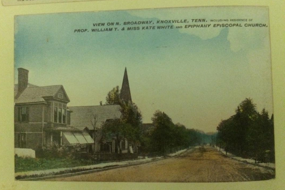 "Source: ""Knoxville: A Postcard Memoir 1900-1930, Elena Irish Zimmerman"