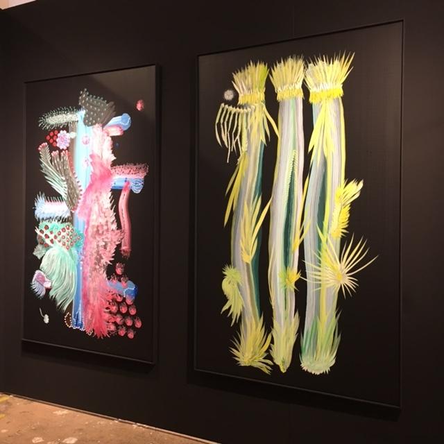 NADA - Thomas Kovachevich at Callicoon Fine Arts