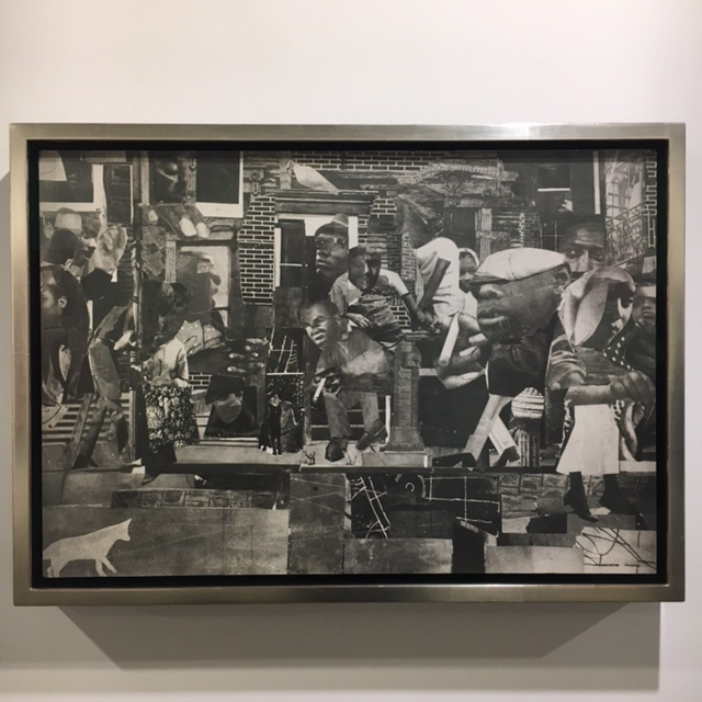 Romare Bearden at DC Moore Gallery
