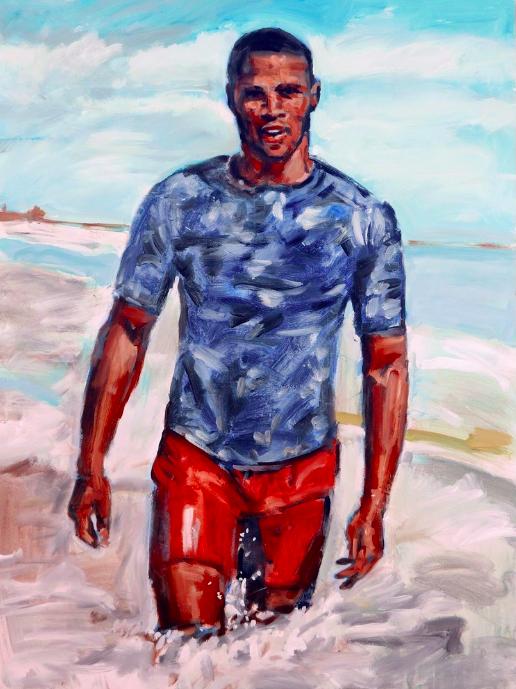 Walter Robinson at Galerie Sebastien Bertrand