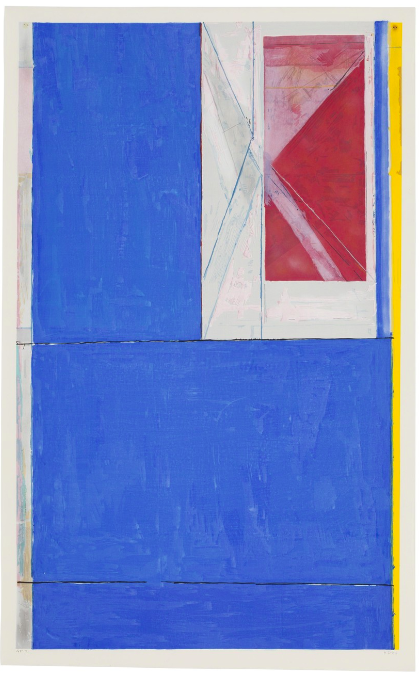 Richard Diebenkorn at William Shearburn Gallery