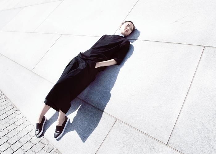 C R E E M M A G A Z I N E | Sophia Colvin, photo : Kim Koo, model : Lotte Sindahl, sylist