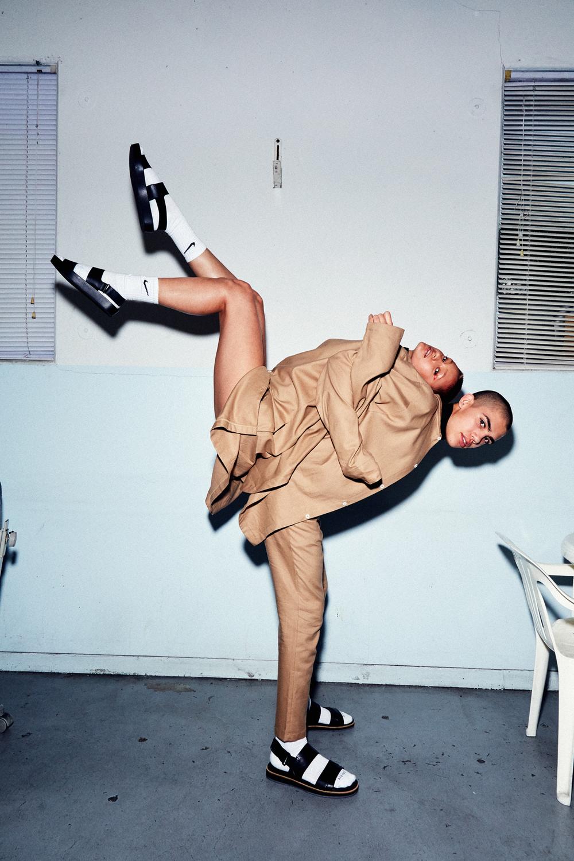 BULLETT MAGAZINE  | Kate Owen, photo : Braina Laviena + Marley Camocho, models