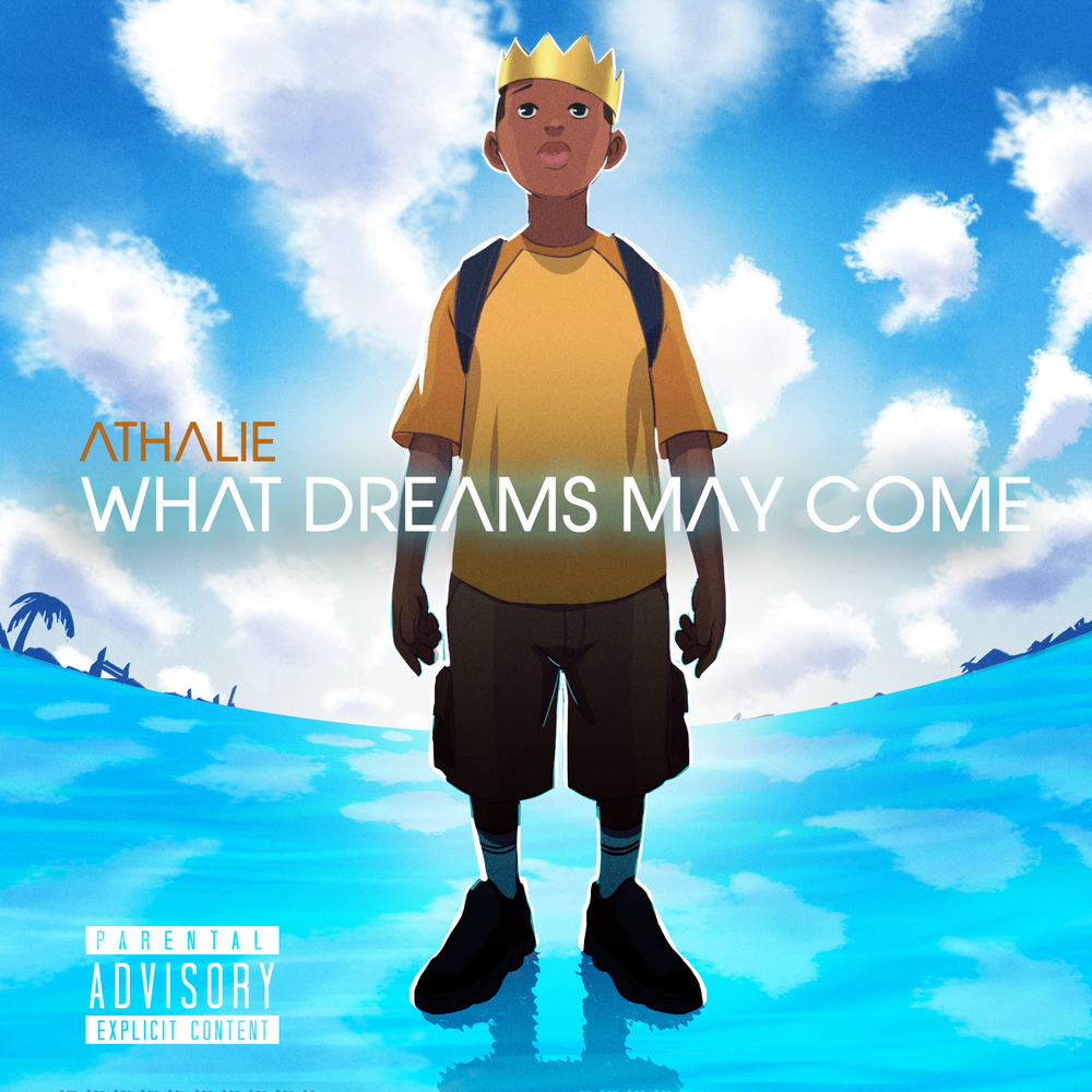 Athalie - 'What Dreams May Come' Album Cover