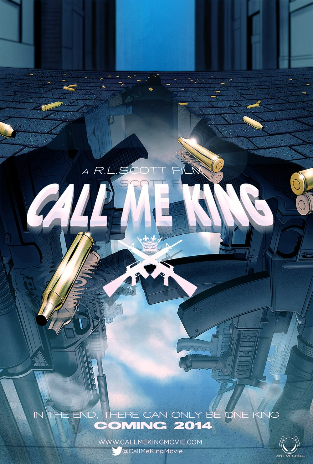 Call Me King Promotional Poster