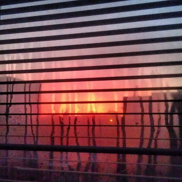 #steamy #wakeupcall #jusythewayilikeit (at mi casa)