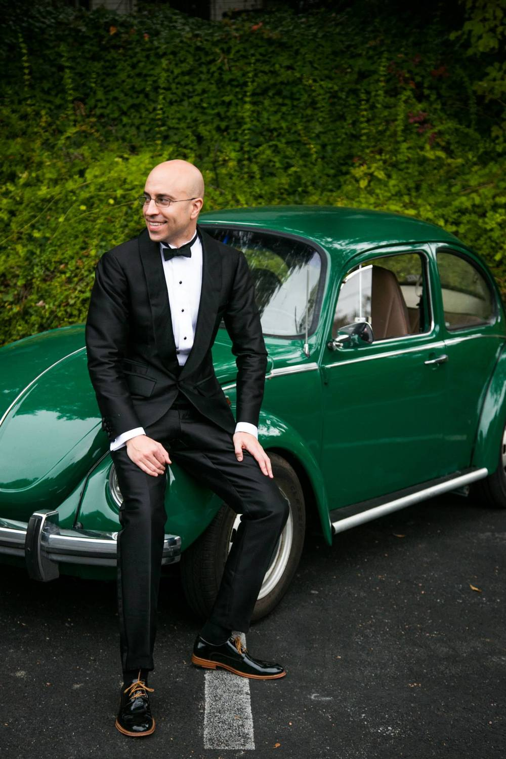 custom menswear, 2013  bespoke silk/wool tuxedo