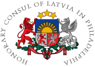 Honorary Consul of Latvia in Philadelphia