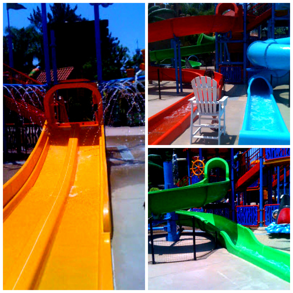 Buccaneer Cove at Castle Park