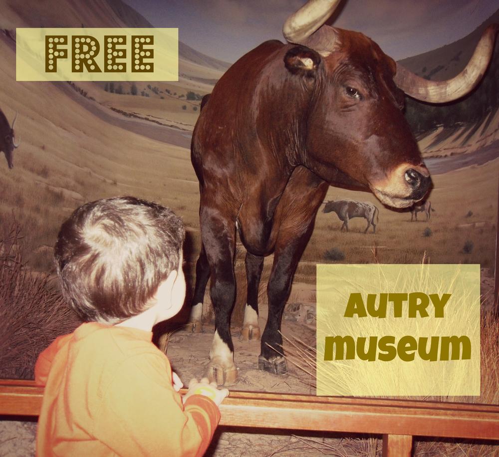 FREE Autry Museum