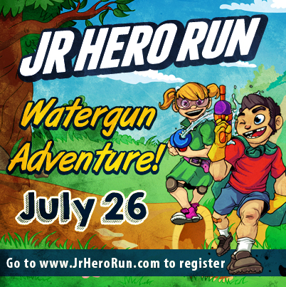 Jr Hero Run