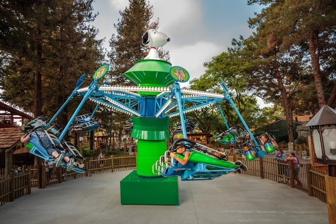 Photo Credit:  Knott's Berry Farm