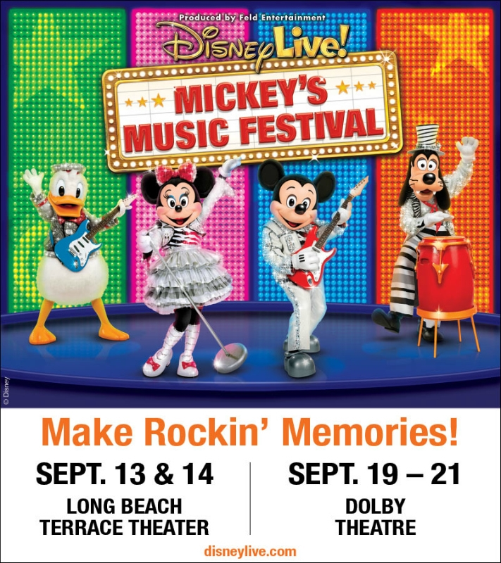 So Cal Pocket Memories DISNEY LIVE!
