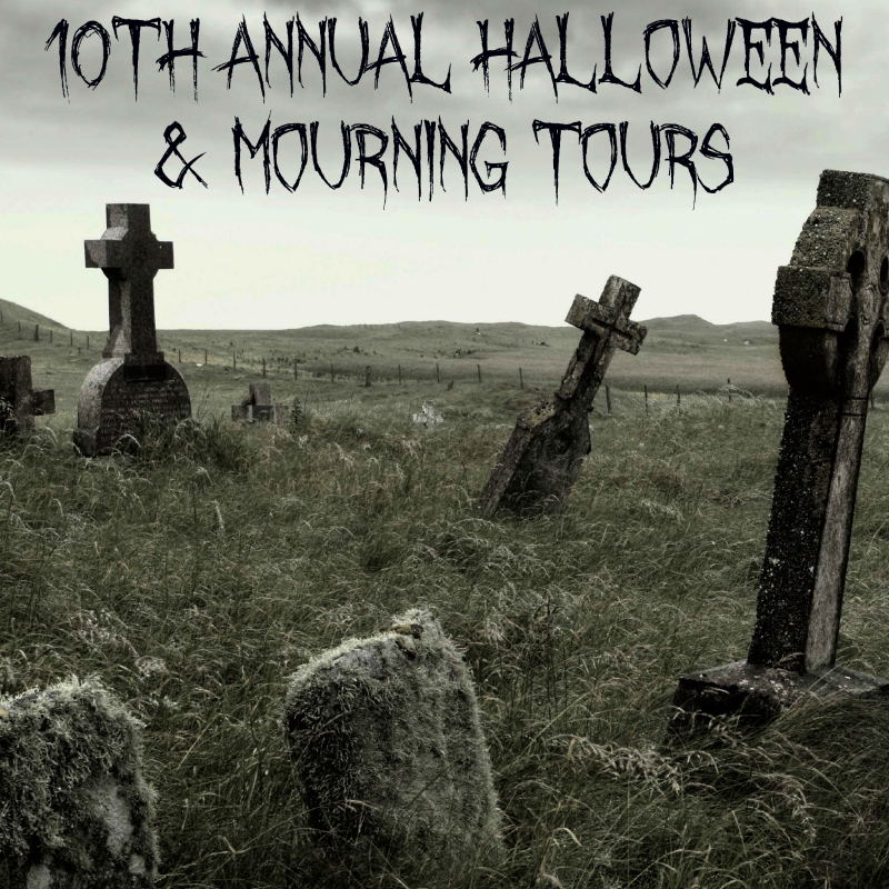 So Cal Pocket Memories Halloween & Mourning Tours