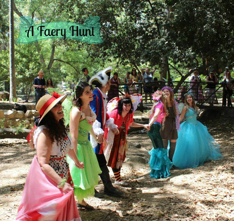A Faery Hunt A Mermaid's Tale