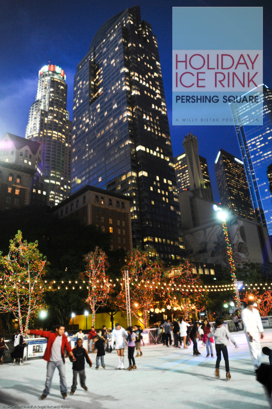 Pershing Square Holiday Rink