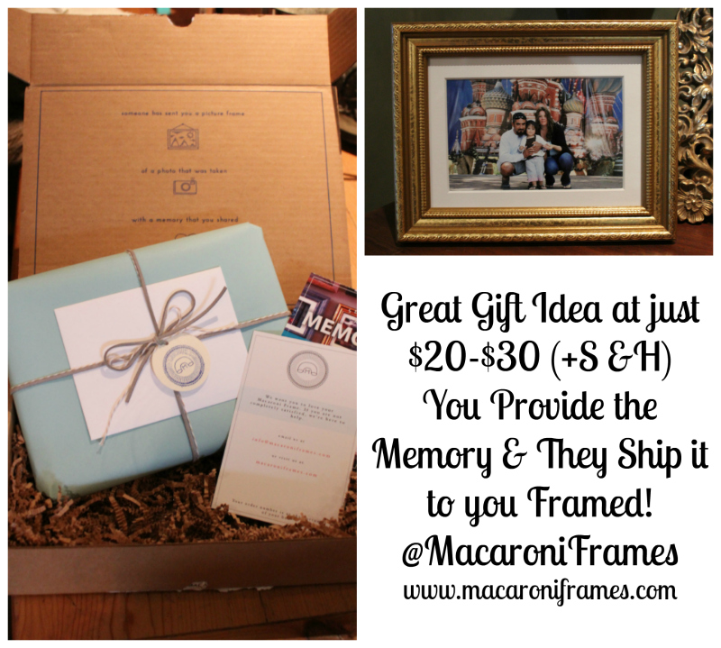 Macaroni Frames, just love this! Great gift idea for parents, grandparents, anyone!