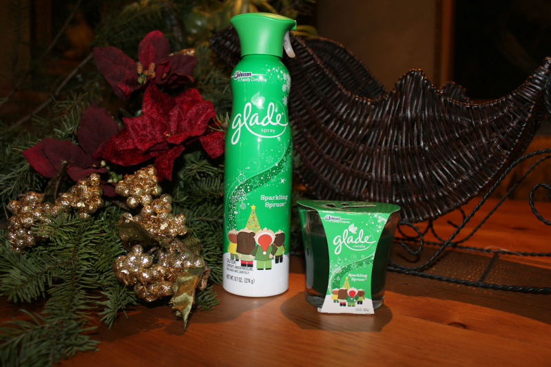 Glade® Winter Collection Sparkling Spruce