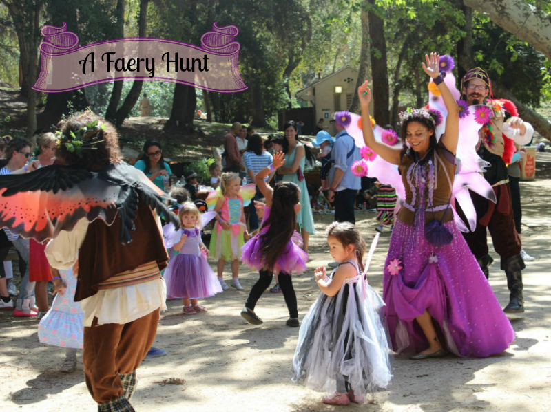 So Cal Pocket memories A Faery Hunt