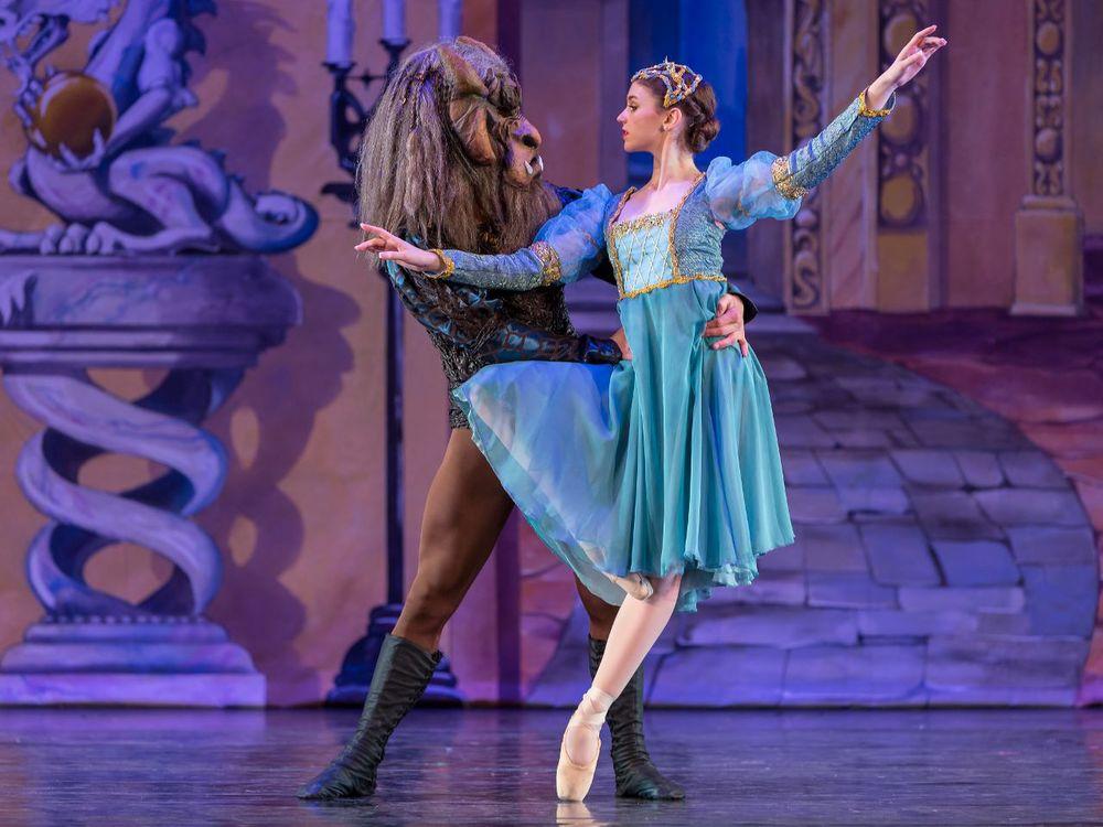 Inland Pacific Ballet Arcadia Performing Arts Center