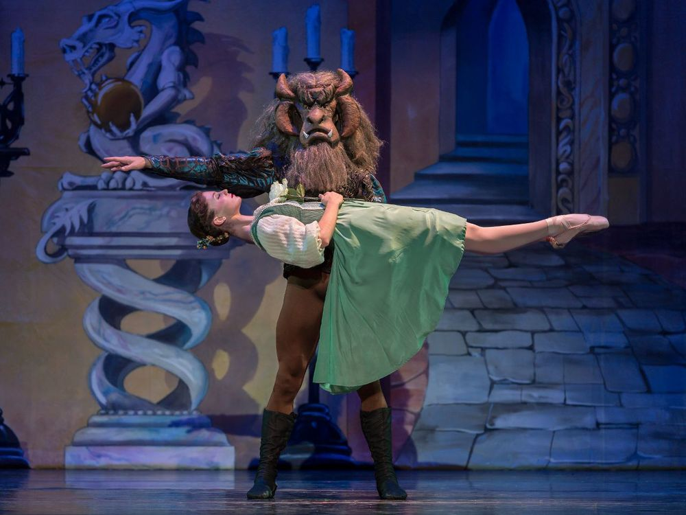 nland Pacific Ballet Beauty and the Beast