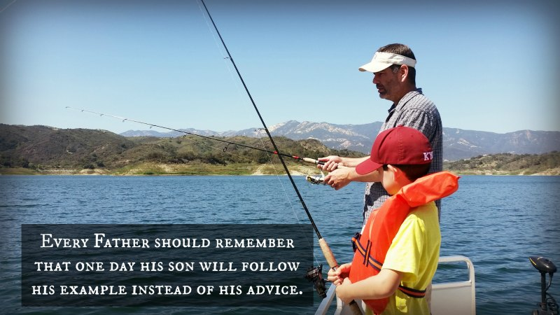 Get a fishing guide for Ojai, Lake Casitas.