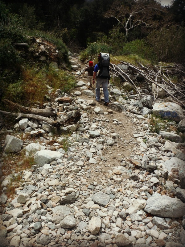 Bonita Falls - Lytle Creek